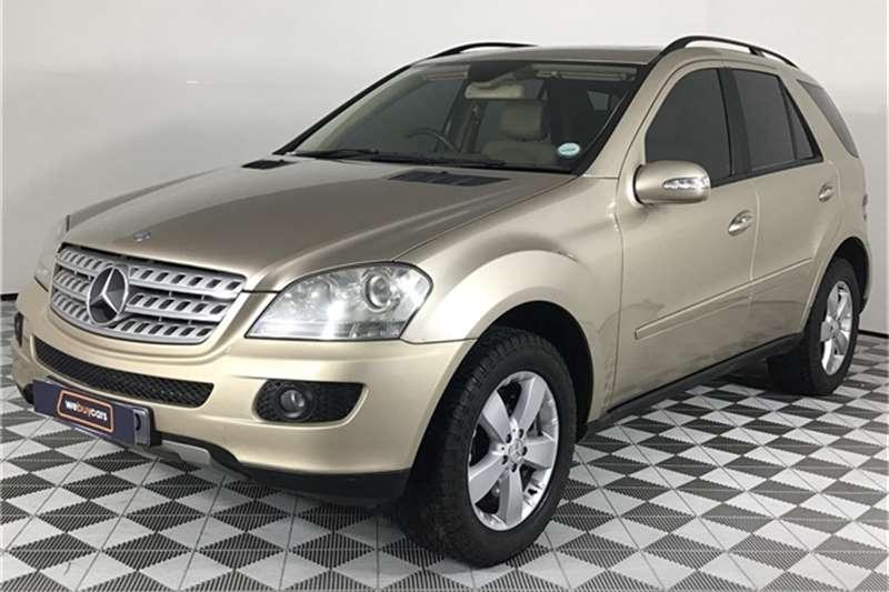 Mercedes Benz ML 500 2006