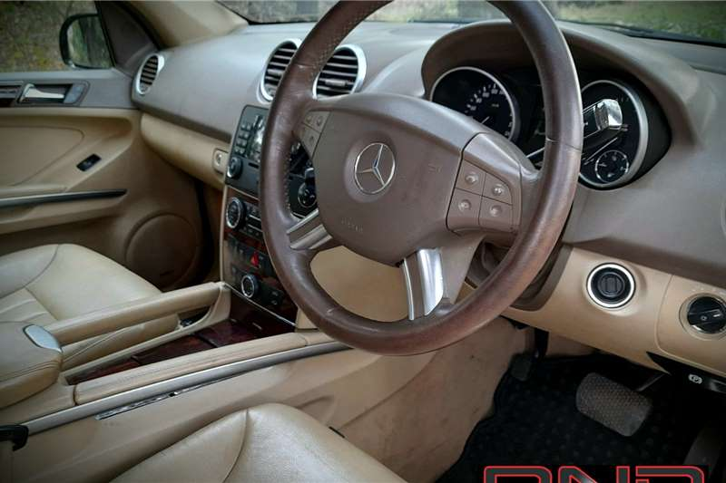 Used 2006 Mercedes Benz ML 500