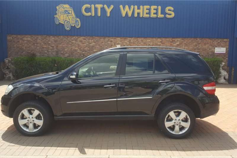 Mercedes Benz ML 500 2007