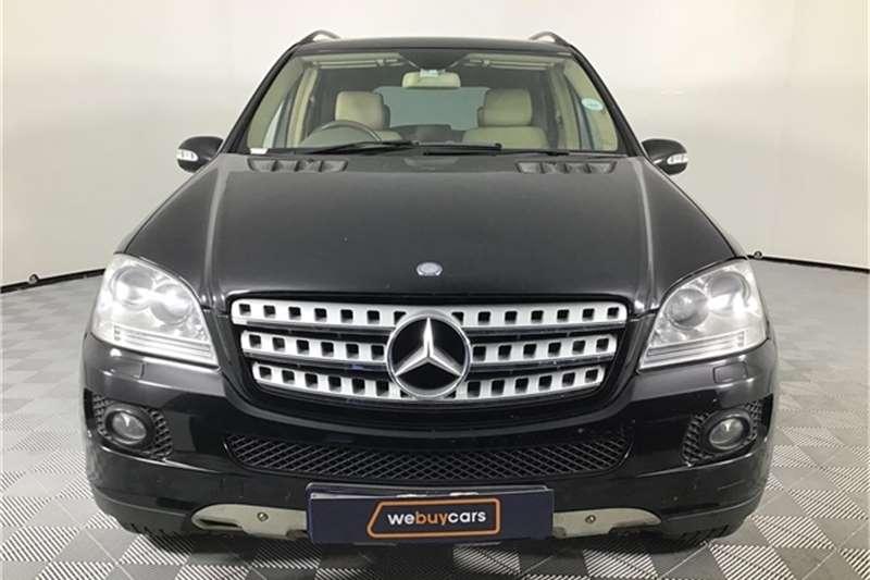 Mercedes Benz ML 500 2007