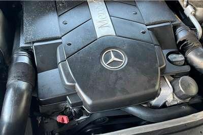 Used 2007 Mercedes Benz ML 500