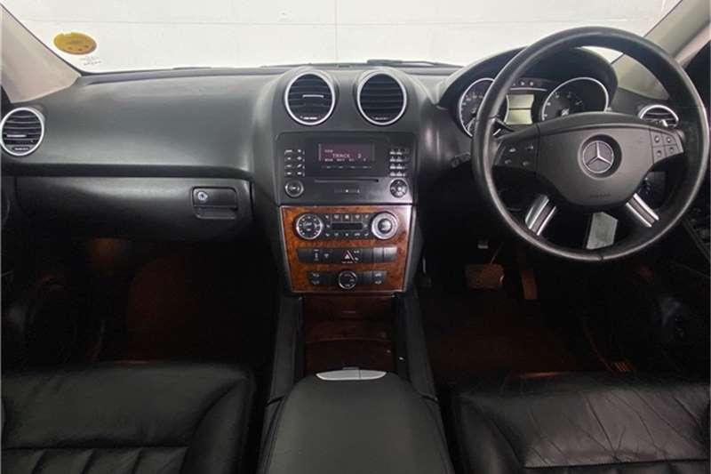 2007 Mercedes Benz ML ML500