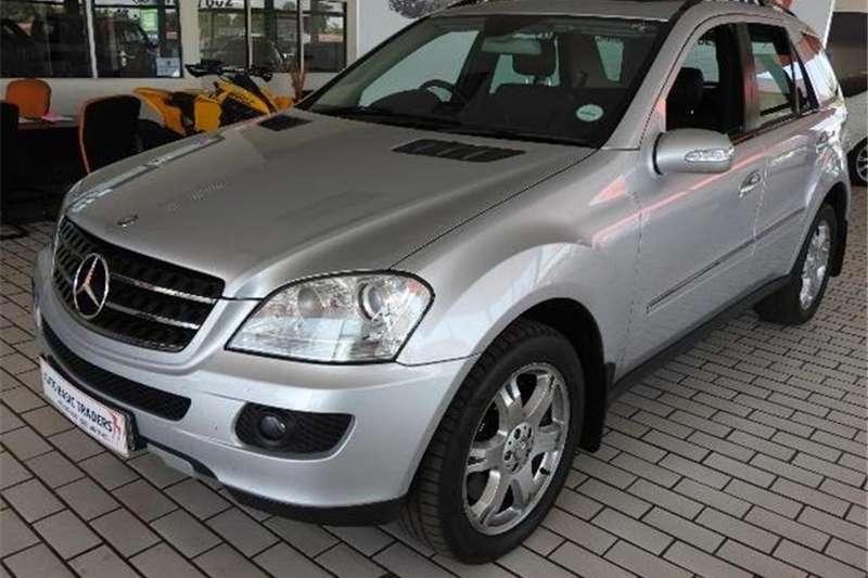 Mercedes Benz ML 500 2008