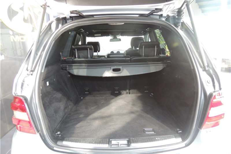 Used 2008 Mercedes Benz ML 500