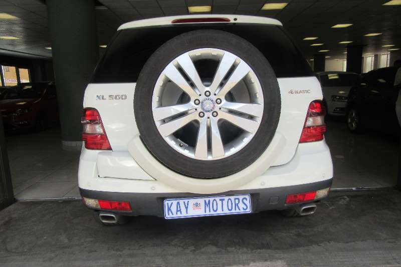 Mercedes Benz ML 500 2010