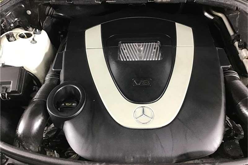 Mercedes Benz ML 500 2010