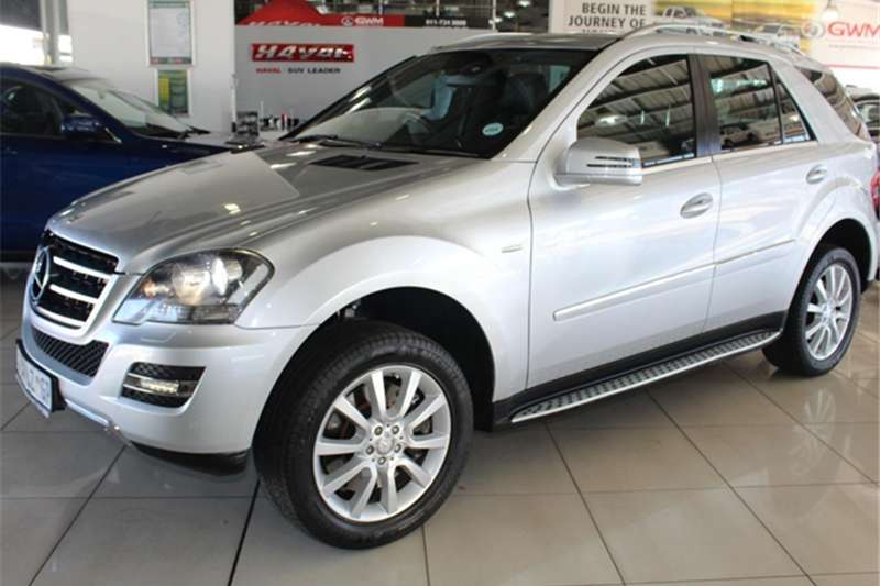 Mercedes Benz ML 500 2012