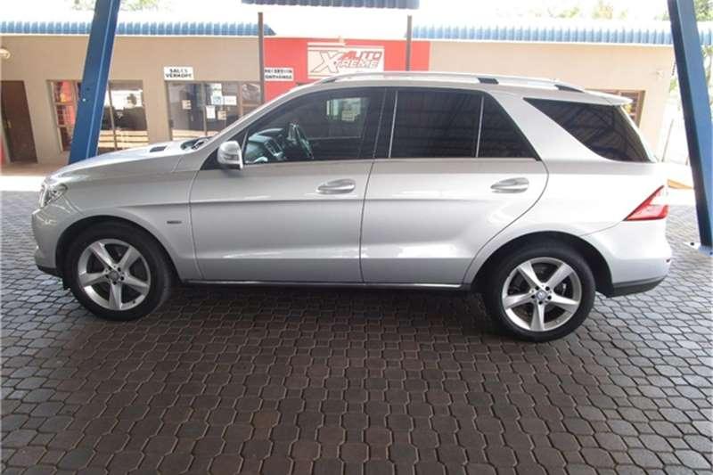 Used 2012 Mercedes Benz ML 500