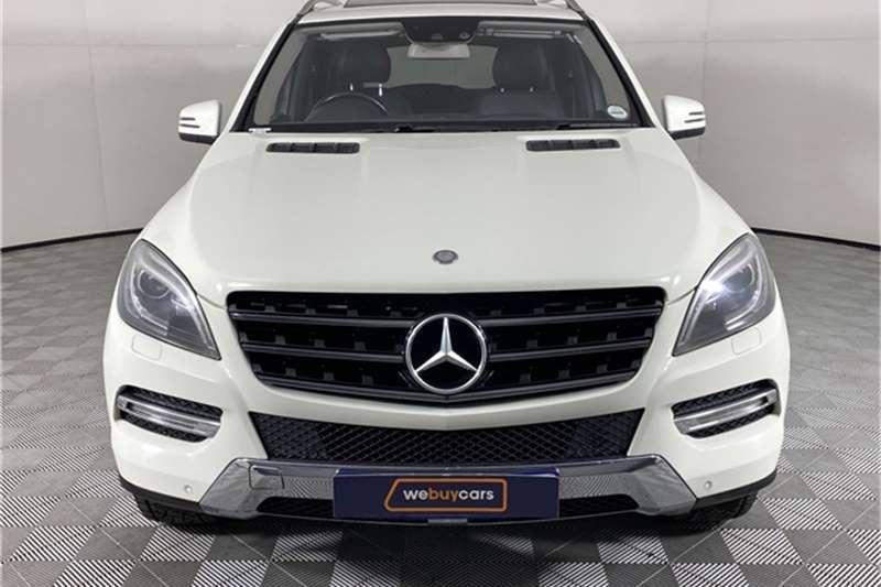 2012 Mercedes Benz ML ML500