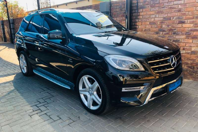 Mercedes Benz ML 500 2013