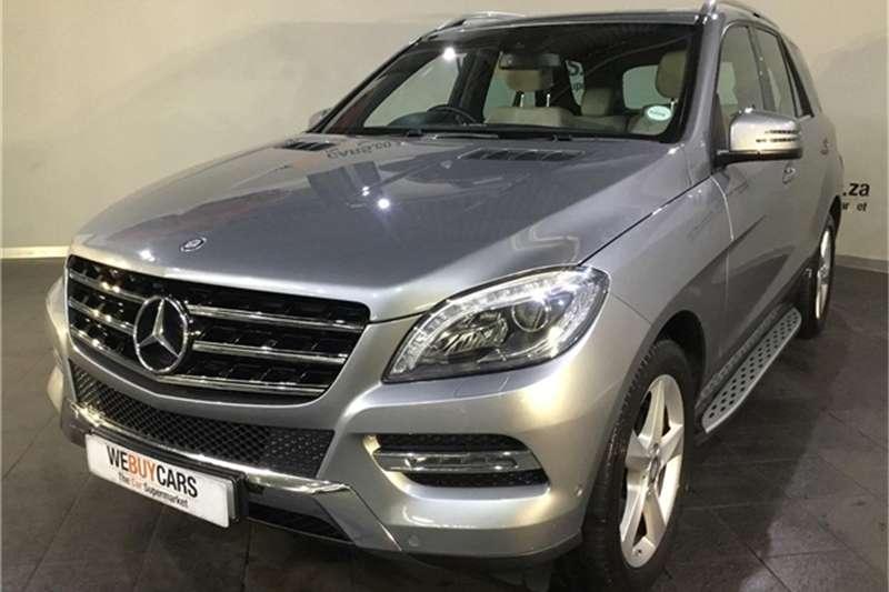 Mercedes Benz ML 500 2014