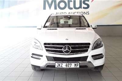 Used 2014 Mercedes Benz ML
