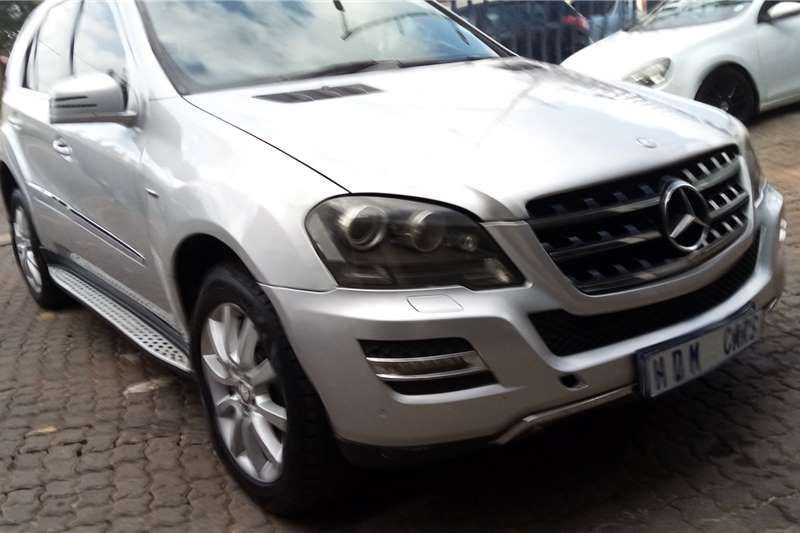 Used 2012 Mercedes Benz ML 500 Grand Edition
