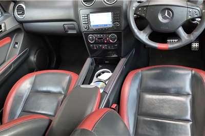 Mercedes Benz ML 63 AMG 2007