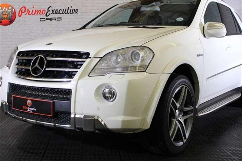 Mercedes Benz ML 63 AMG Premium Edition 2010