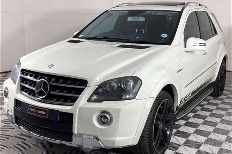 2011 Mercedes Benz ML ML63 AMG Premium Edition