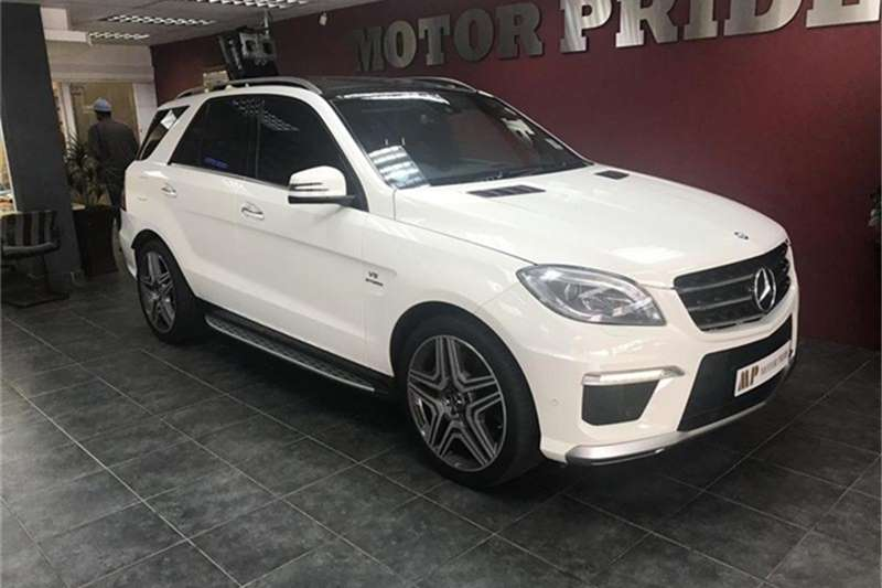 Mercedes Benz ML 63 AMG Premium Edition 2014