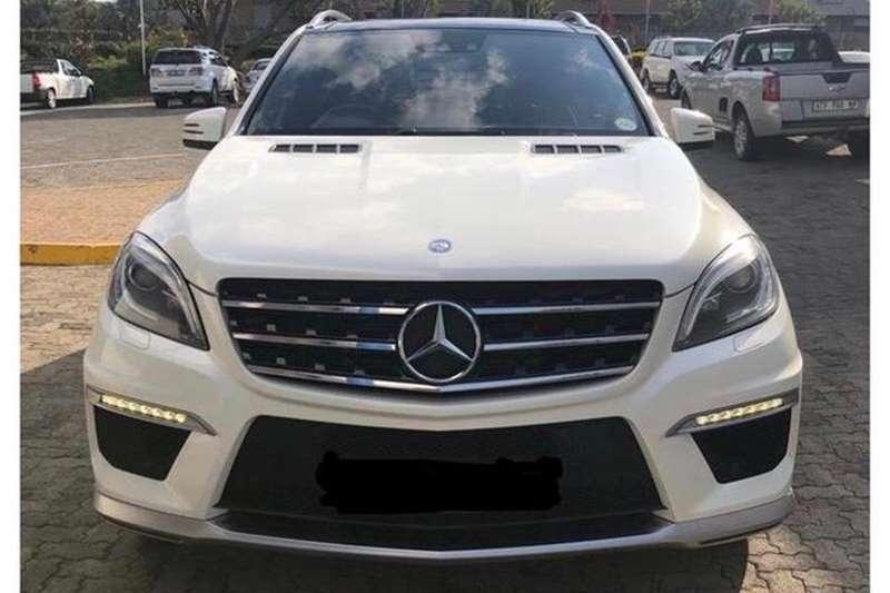 Mercedes Benz ML 63 AMG Premium Edition 2016