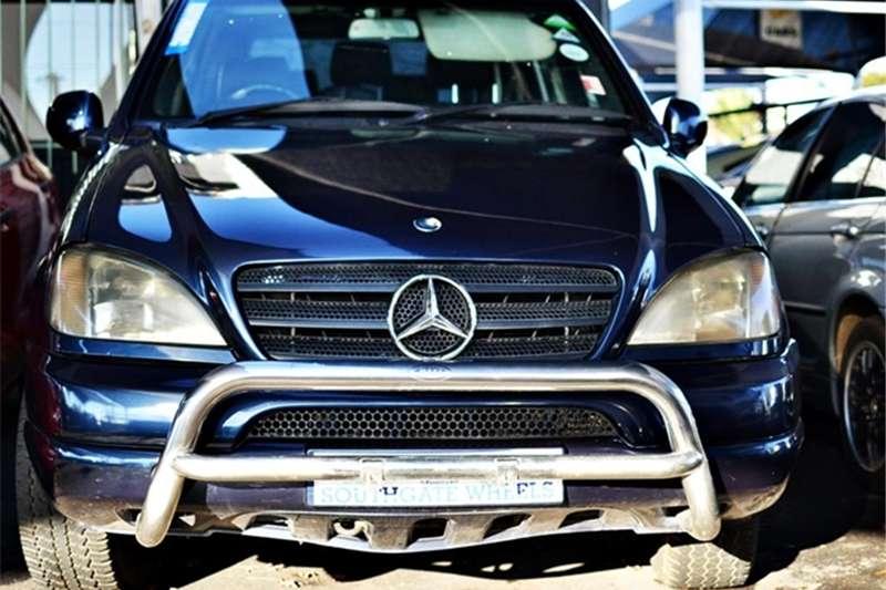 Mercedes Benz ML CDi 2000