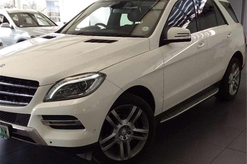 2014 Mercedes Benz ML 350 BlueTec