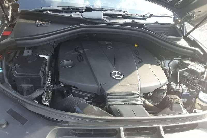 2015 Mercedes Benz ML 350 BlueTec