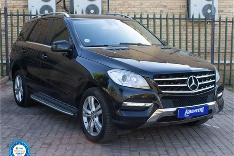 2015 Mercedes Benz ML 350 BlueTec