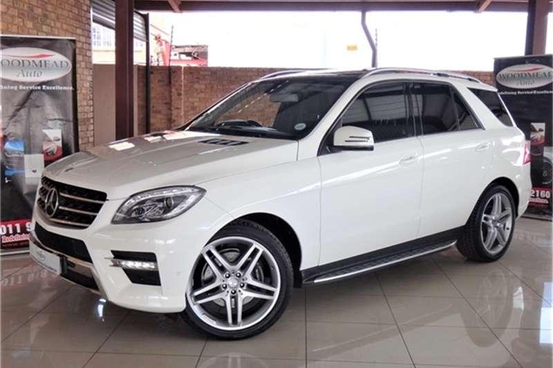 2013 Mercedes Benz ML 350 BlueTec