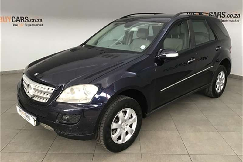 2006 Mercedes Benz ML 320CDI