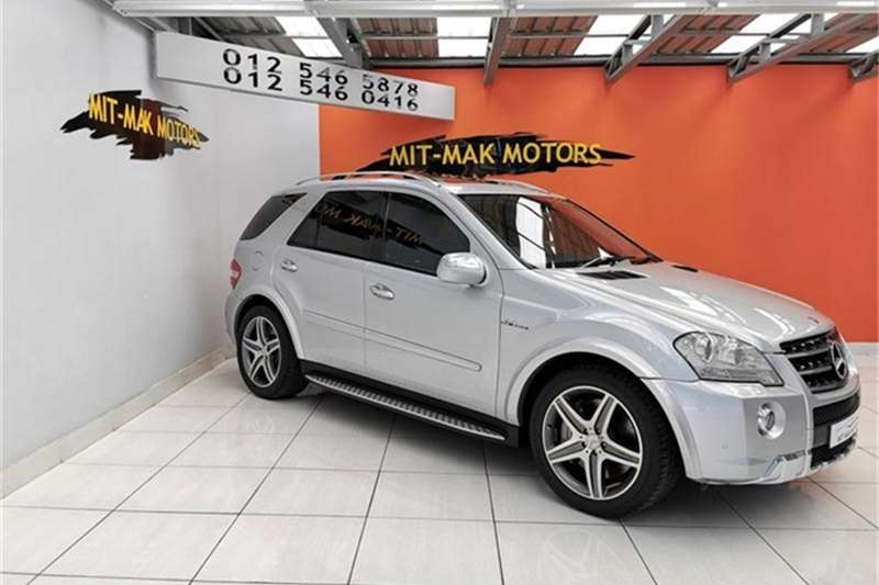 2009 Mercedes Benz ML 63 AMG