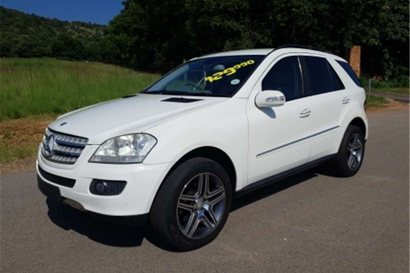2008 Mercedes Benz ML 320CDI