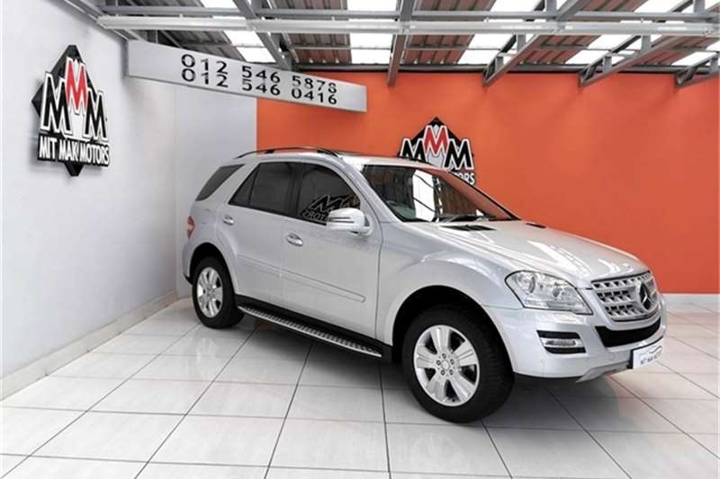2011 Mercedes Benz ML 350CDI