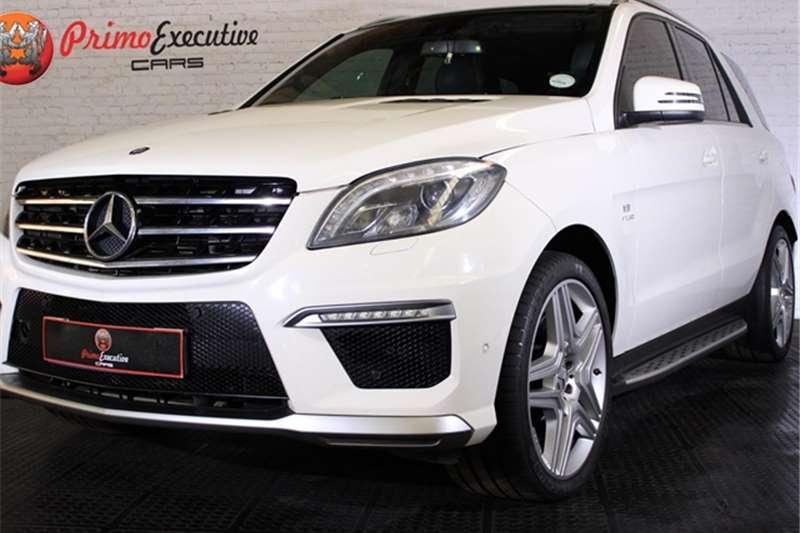 2013 Mercedes Benz ML 63 AMG Premium Edition