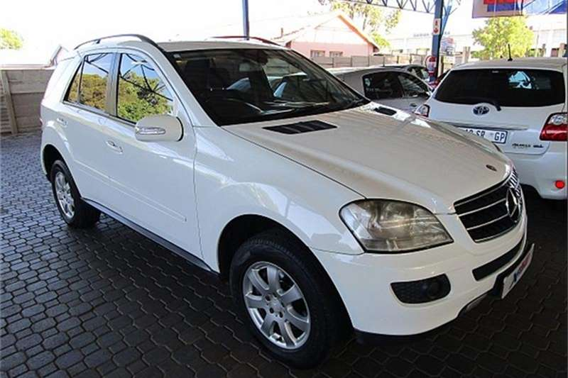 2008 Mercedes Benz ML 320CDI