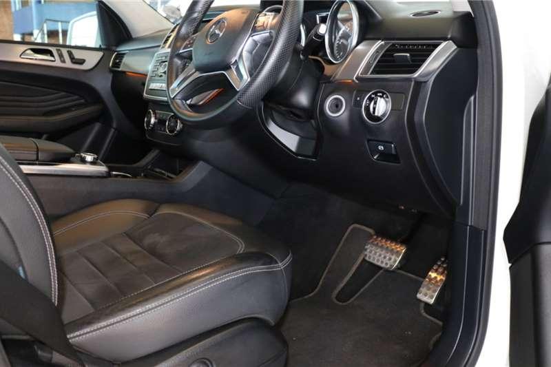 2015 Mercedes Benz ML 250 BlueTec