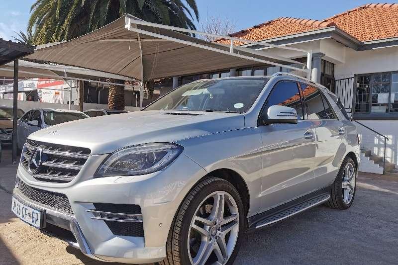 2015 Mercedes Benz ML