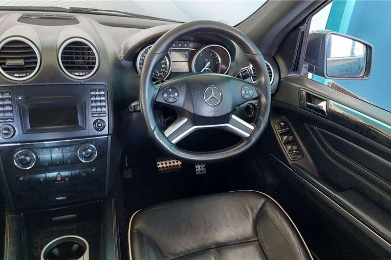 2012 Mercedes Benz ML