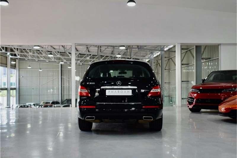 Mercedes Benz R Class R300 SWB 2012
