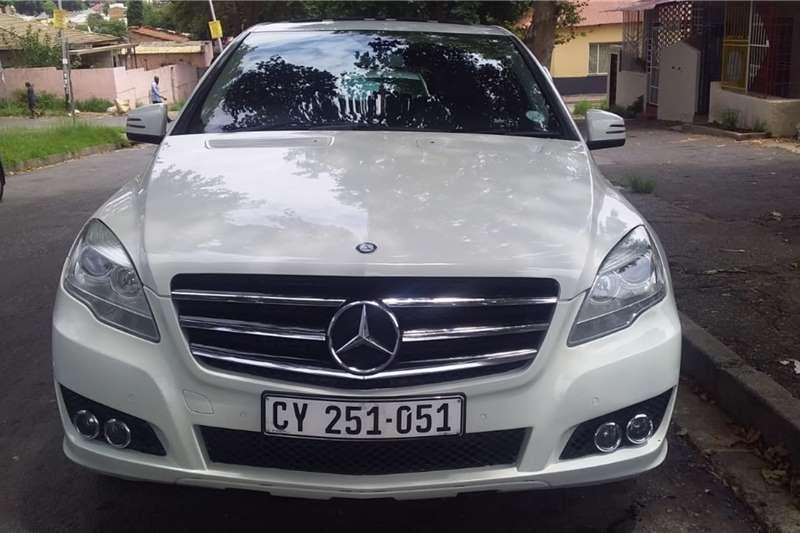 Used 2012 Mercedes Benz R Class R300CDI SWB
