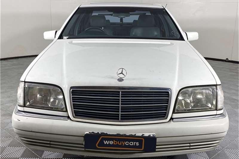 1996 Mercedes Benz S Class