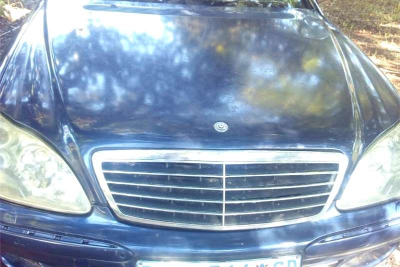 Used 2003 Mercedes Benz S Class