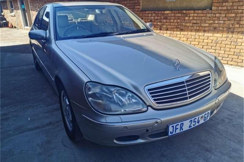 Mercedes Benz S Class AT 1999