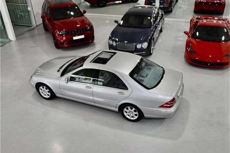Mercedes Benz S Class AT 2000