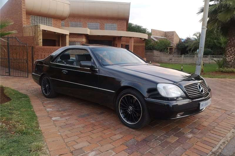 Mercedes Benz S-Class Coupe S 500 COUPE 1995