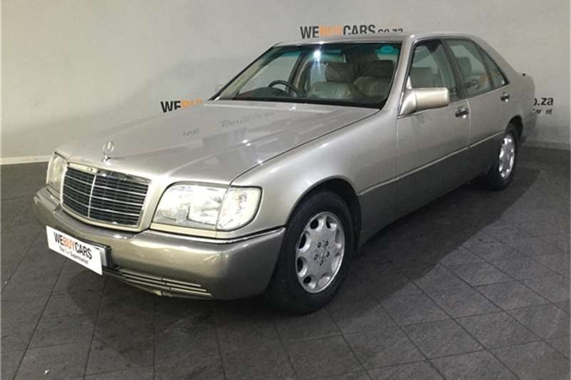 1993 Mercedes Benz S Class