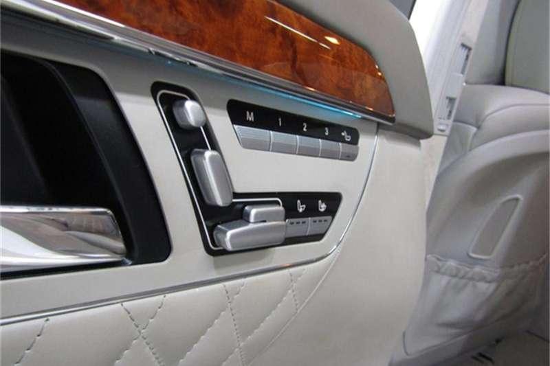 2010 Mercedes Benz S Class S65 L AMG