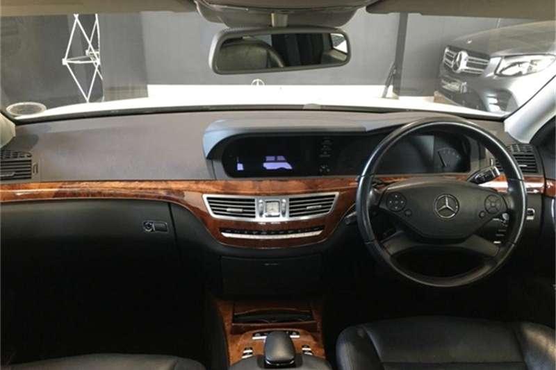 2010 Mercedes Benz S Class S500
