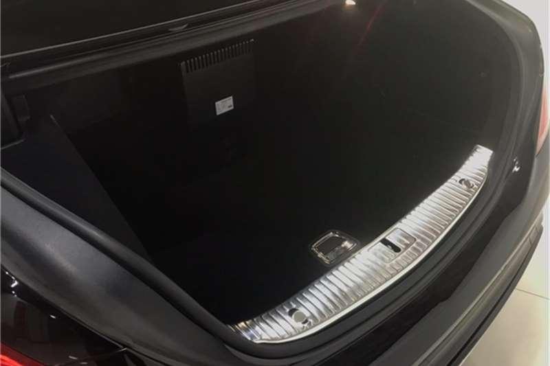 2015 Mercedes Benz S Class S65 AMG L