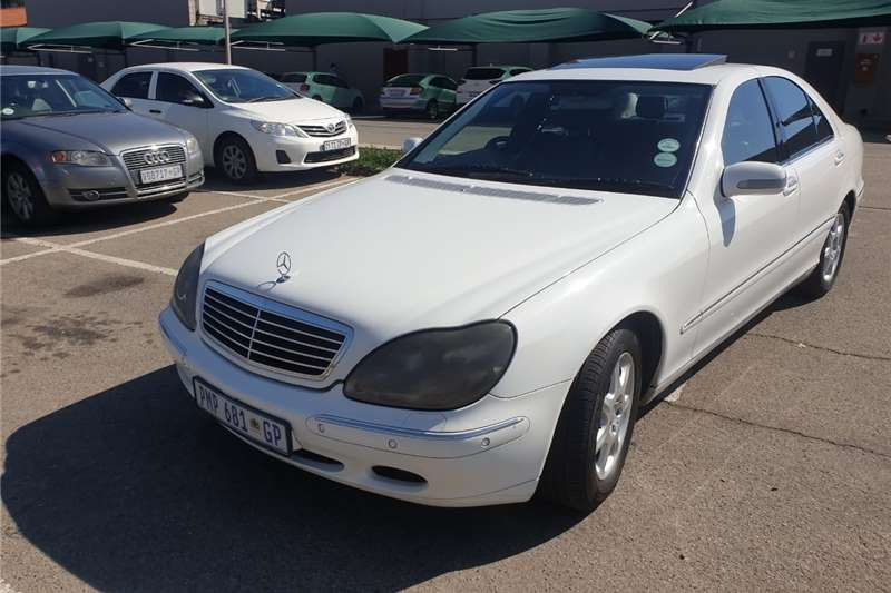 Used 0 Mercedes Benz S Class