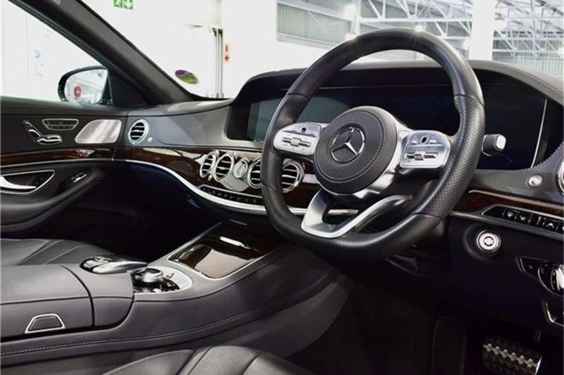 Mercedes Benz S-Class L S400d 2019