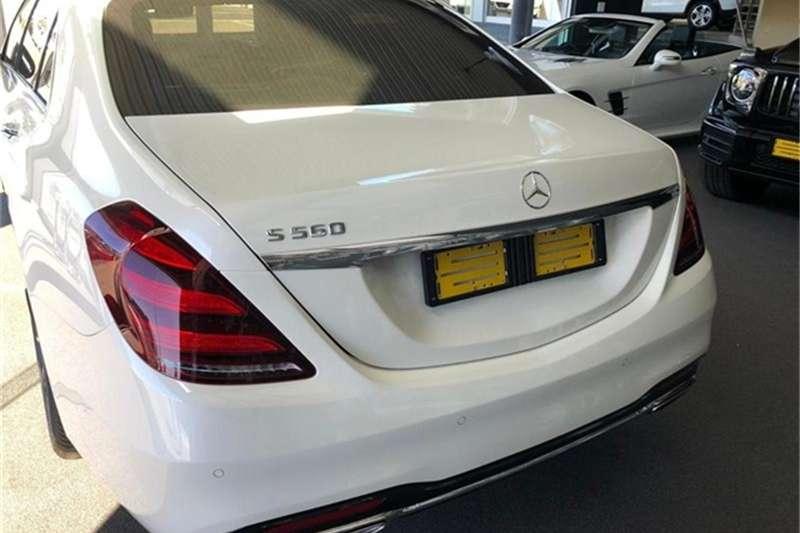 Mercedes Benz S-Class L S560 2019